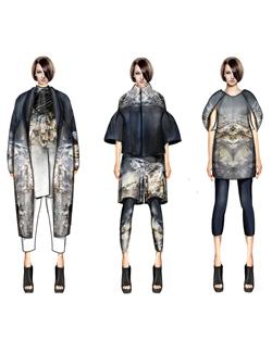 服装大赛-中国最专业的服装设计灵感源-服装设计素材