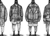 左衽中圀 ·《服装设计大赛指导》高级课程,全年公开预约!