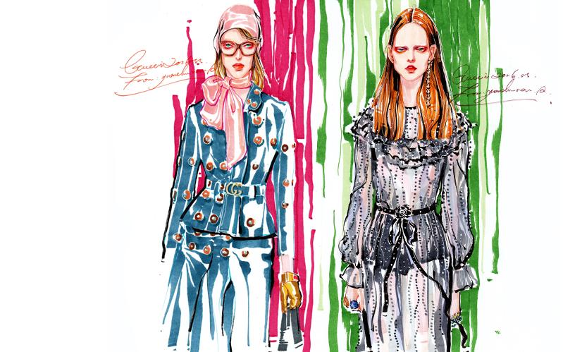 左衽中國-北京服裝設計學院-中國原創服裝設計師培訓