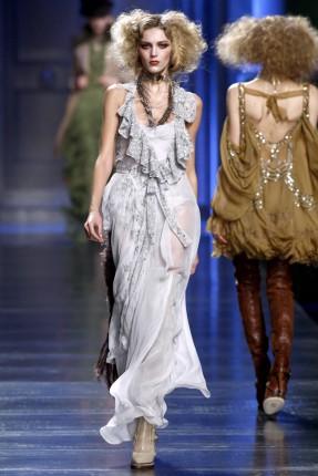 Dior巴黎2010秋冬高级成衣