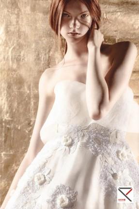 Jesus del Pozo 2014 春夏婚纱